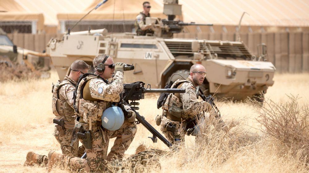Mali Bundeswehr Tote