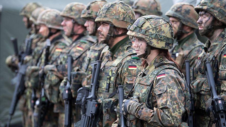 20 Jahre Frauen in der Bundeswehr - ein Verbandserfolg