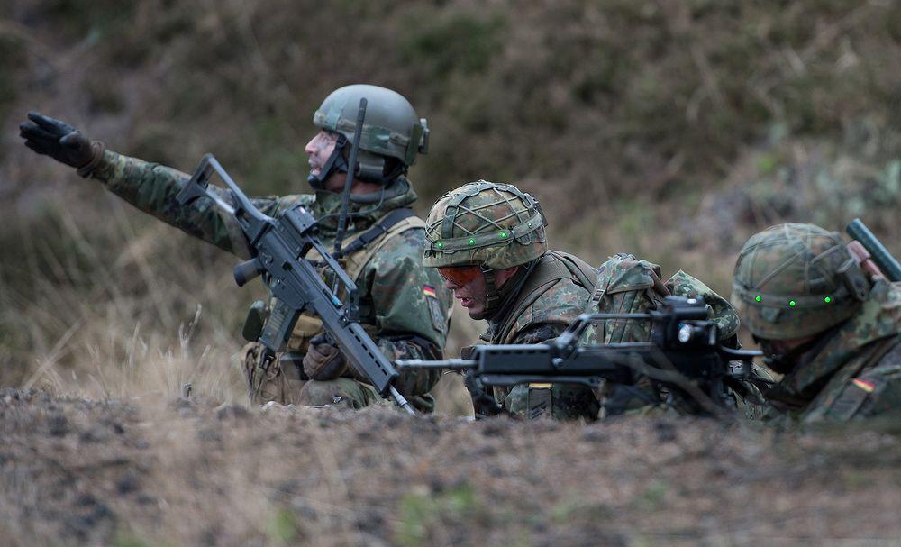 Bundeswehr Braucht Jährlich Acht Milliarden Mehr Dbwv
