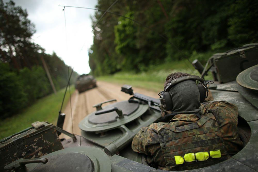 Bundeswehr auslandszuschlag