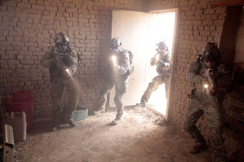Deutschland Kommando Spezialkrafte Ksk Seite